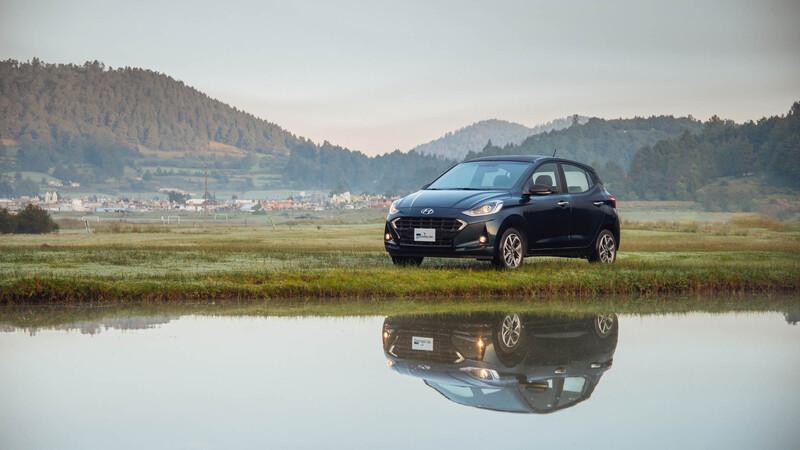 Del Atos al Hyundai Grand i10 2021, así ha evolucionado el auto citadino de Hyundai