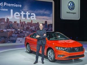 El Jefe de Diseño de Volkswagen desclasifica los detalles del Jetta 2019