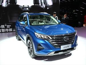 GAC GS5 2019 se abre paso desde China a Paris