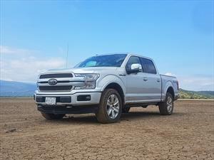 Ford Lobo 2018 llega a México desde $572,300 pesos