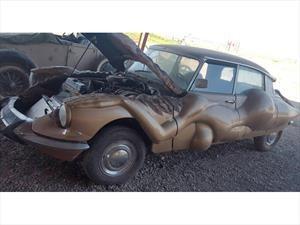 Citroën DS, el más horrible que hayas visto