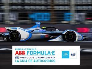 Fórmula E 2019 en Chile, la guía de Autocosmos