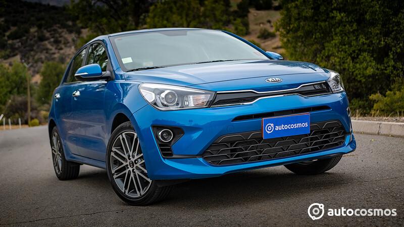 Test drive Kia Rio 5 2022: mejoras pequeñas para un buen auto