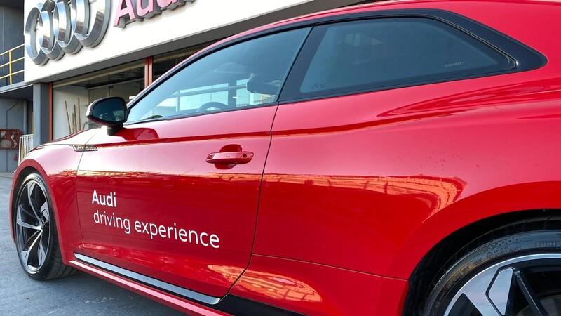 Audi Driving Center cumple 15 años y lo celebra reabriendo sus puertas