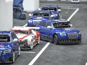 Estudiante junto con Audi buscan la Copa de Conducción Autónoma