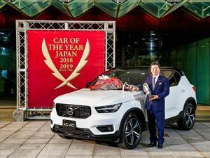 Volvo gana el premio al Auto del Año en Japón