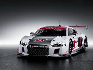 Audi R8 LMS, la versión de carreras también se renueva