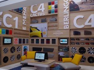 Citroën abre en París un espacio innovador