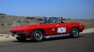Un Corvette Stingray clásico se adjudicó la edición 25 del Rally 500 kilómetros a Coquimbo
