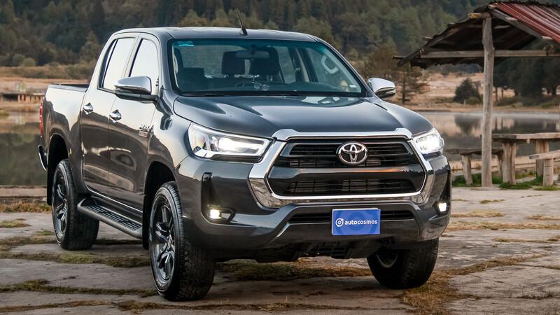 Toyota Hilux superó las 150 mil unidades vendidas en México