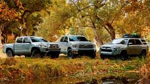Toyota 4Runner, Tacoma y Tundra Trail Edition 2021, más poder todoterreno