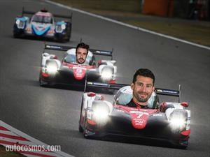 Fernando Alonso disputará el WEC para Toyota