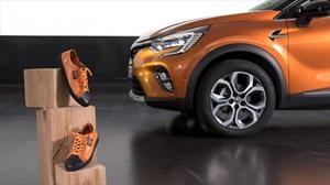 Renault presenta zapatillas basadas en sus autos