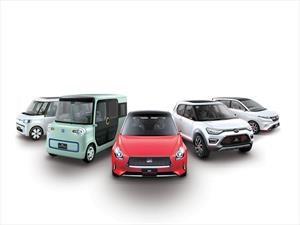 Los conceptos retro de Daihatsu
