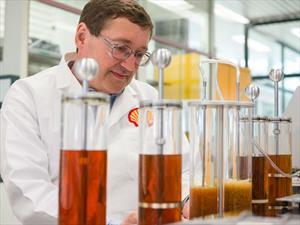 Shell y su laboratorio sobre ruedas