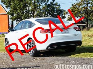 Nuevo recall para el Chrysler 200 2015