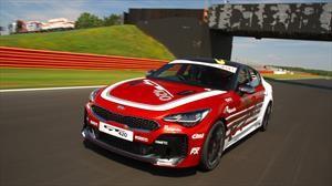 """Kia Stinger GT420, un """"muscle car"""" coreano"""