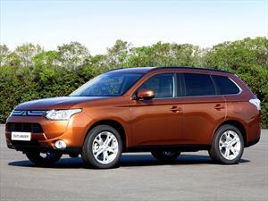 Mitsubishi Outlander XLS 2014 a prueba