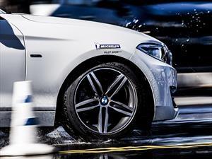 Michelin será el neumático oficial de BMW en sus futuros Driving Experience y Track Days