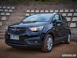 Test Drive: Opel Crossland X 2018