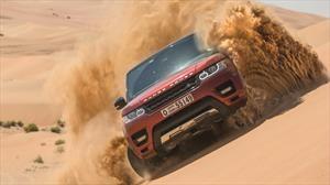 Cómo conducir en dunas de arena
