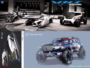 """LA Design Challenge busca a la """"patrulla del futuro"""""""