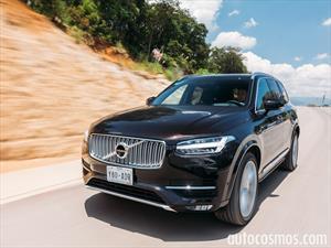 Volvo XC90 2016: Prueba de manejo