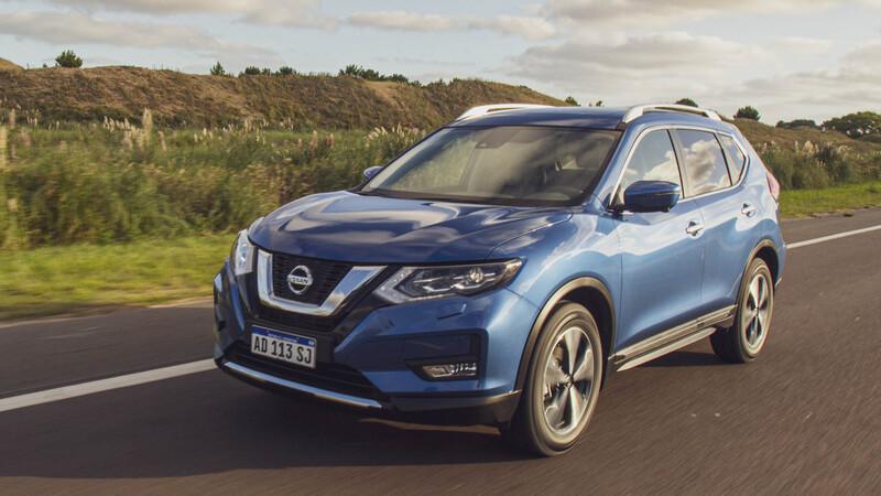 El Nissan X-Trail se renueva en Argentina