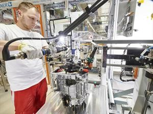 Audi inicia la producción masiva de motores eléctricos