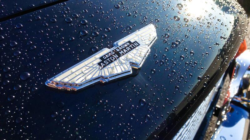 Aston Martin: cinco modelos para recordar