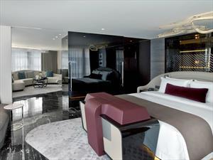 Esta suite es la última creación de Bentley