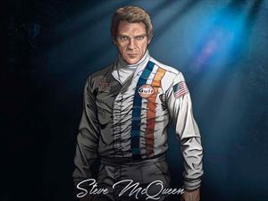 Le Mans, película de Steve McQueen, ahora es un cómic