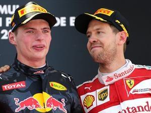 F1 ¿Será Verstappen la solución para Ferrari?