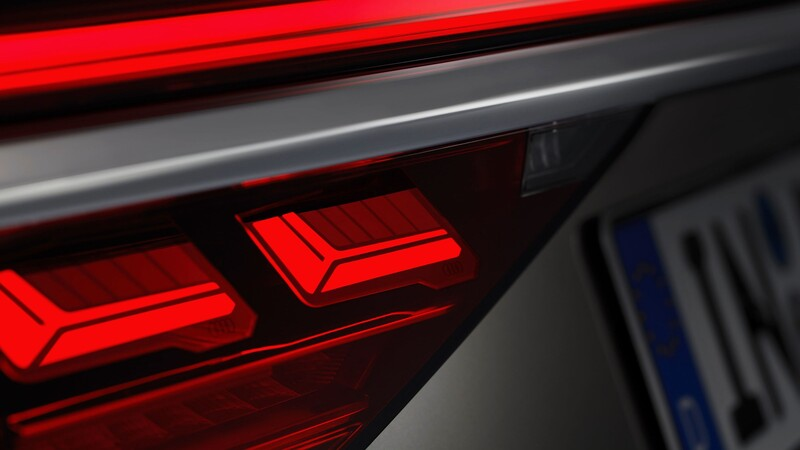 Conoce las ventajas de la iluminación OLED digital de Audi