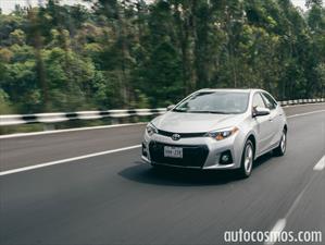 Manejamos el Toyota Corolla 2016