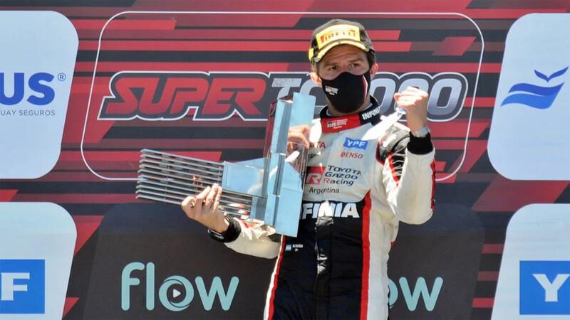 Súper TC2000: Matías Rossi ganó en Paraná y se afirmó al frente del torneo