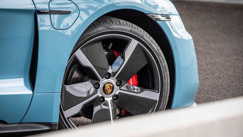 Las ventas del Taycan ya se hacen sentir en Porsche