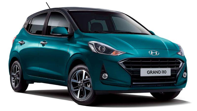 Hyundai Grand i10 2021 se presenta