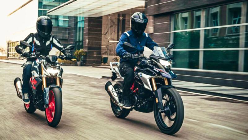 BMW Motorrad renueva en Chile sus motos de acceso