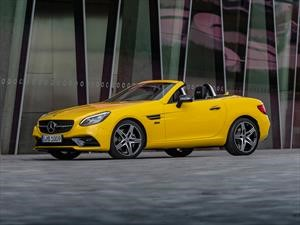 Mercedes-Benz SLC dice bye con la edición Final Edition