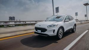 Manejamos la Ford Escape Hybrid 2020