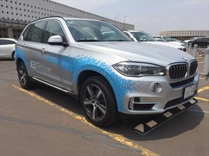 BMW X5 xDrive40e 2016 debuta