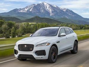 Jaguar F-Pace, en Colombia desde 70.000 dólares.