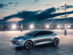 Mercedes-Benz EQA, el nuevo auto eléctrico será Made in France