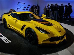 Chevrolet presenta la variante Z06 del nuevo Corvette