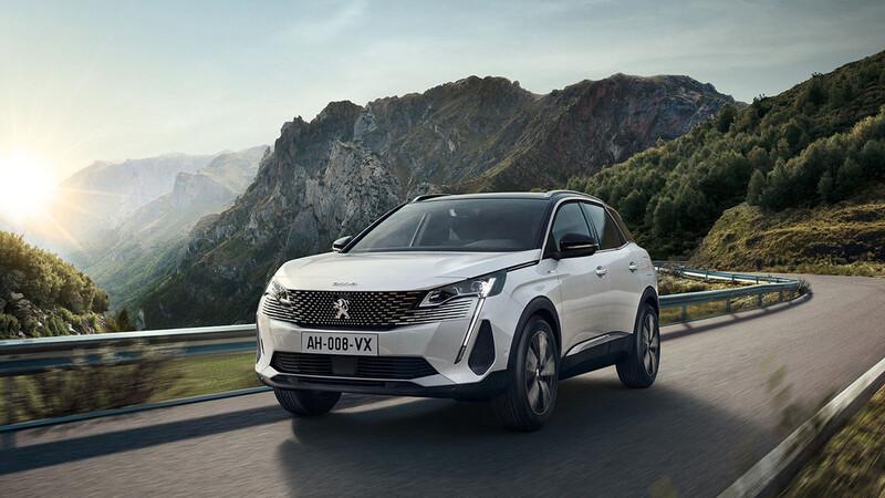 Peugeot 3008 contará con versión 100% eléctrica