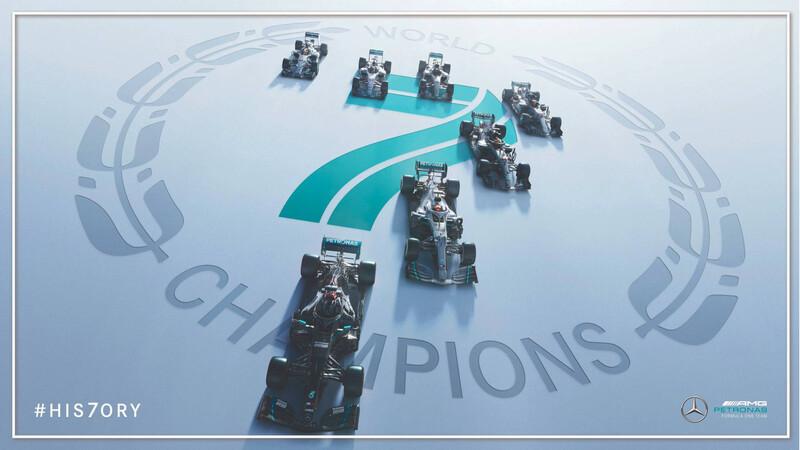 F1 2020: Mercedes marca un nuevo hito en Imola