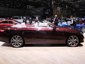 Se viene el nuevo Mercedes-Benz Clase E Cabriolet