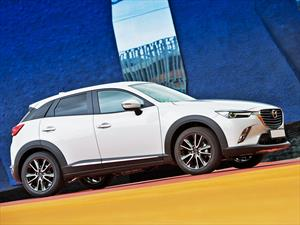 Mazda CX-3 2016: Estreno oficial en Chile