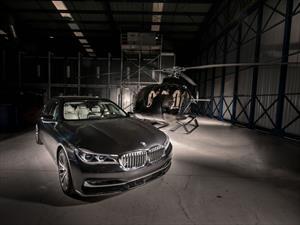 BMW Serie 7 2016 a prueba